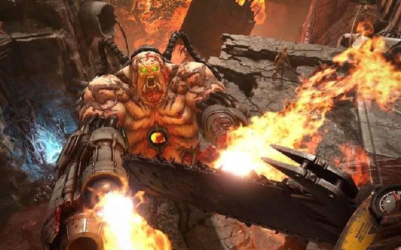 Doom Eternal, Doom Eternal Switch, id Software