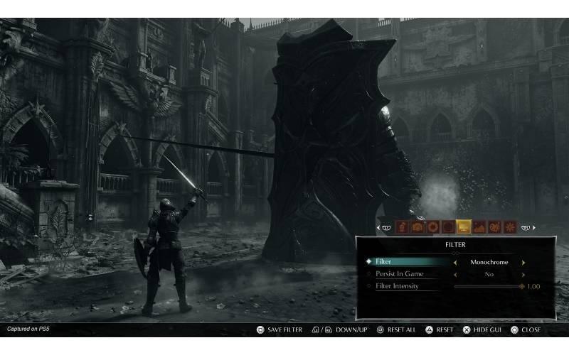 Demon's Souls, Bluepoint, Playstation 5, Demon's Souls remake, Demon's Souls Remake 4K, demon's Souls ps5 modalità foto, Demons' Souls ps 5 modalità foto