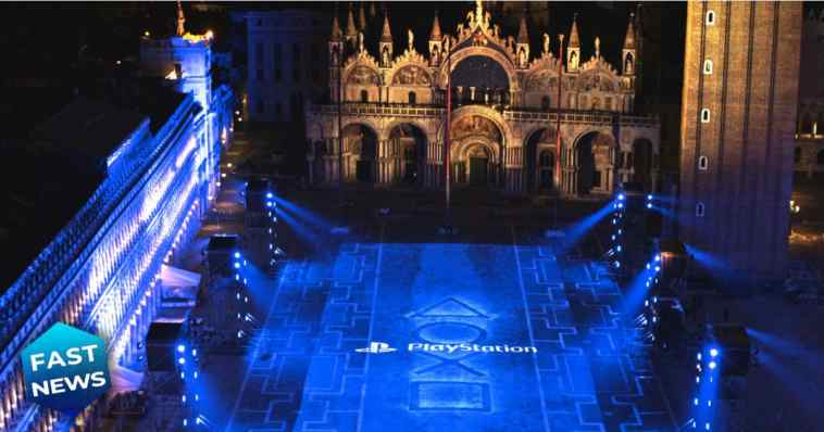 PlayStation 5, Sony Computer entertainment, evento ps5 Venezia, evento playstation 5 venezia 2020