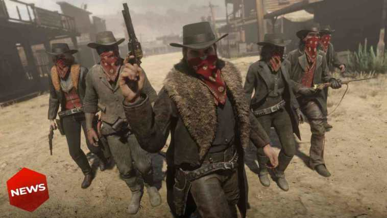 Red Dead Online, Red Dead Redemption II, Red Dead Online glitch ponte, Red Dead Oline glitch Messico