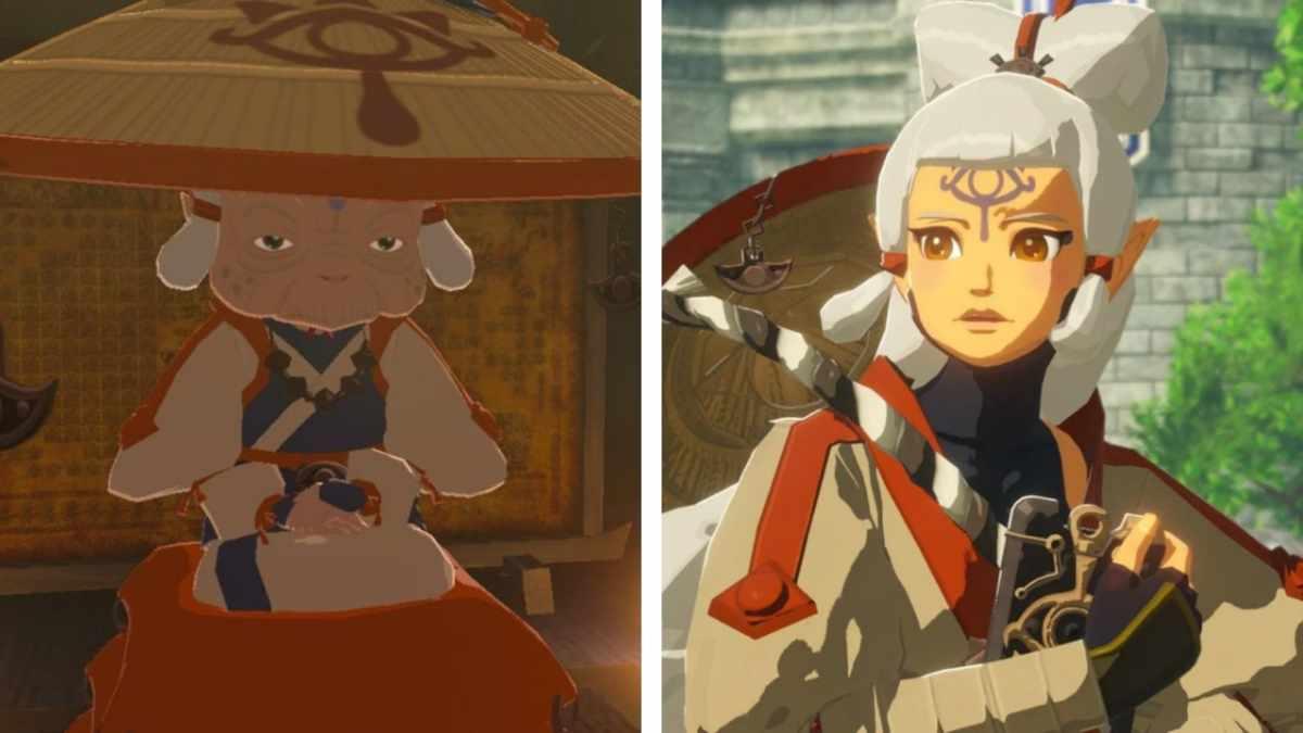 Hyrule Warriors l'era della calamità: ecco i personaggi di Zelda ringiovaniti