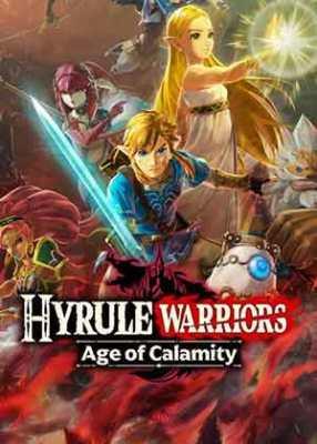 locandina del gioco Hyrule Warriors: l'era della calamità