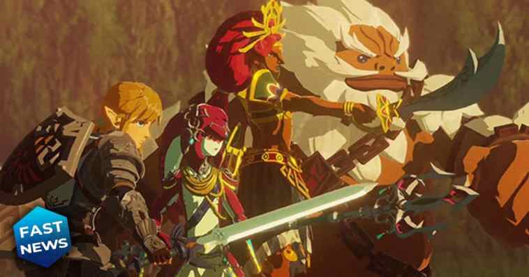 hyrule warriors age of calamity nuovi screenshot video