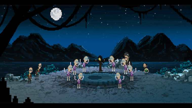 nine witches recensione switch