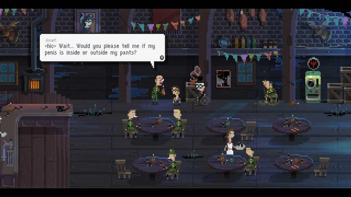 nine witches family disruption avventura grafica