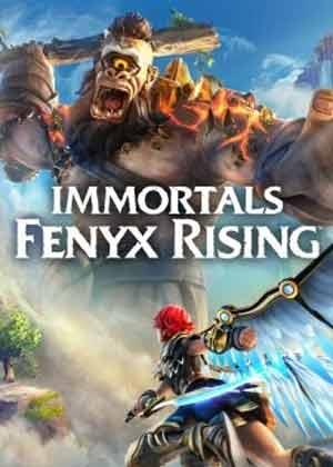 locandina del gioco Immortals Fenyx Rising