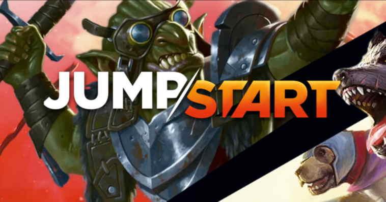 Copertina per l'intervista relativa a Jumpstart