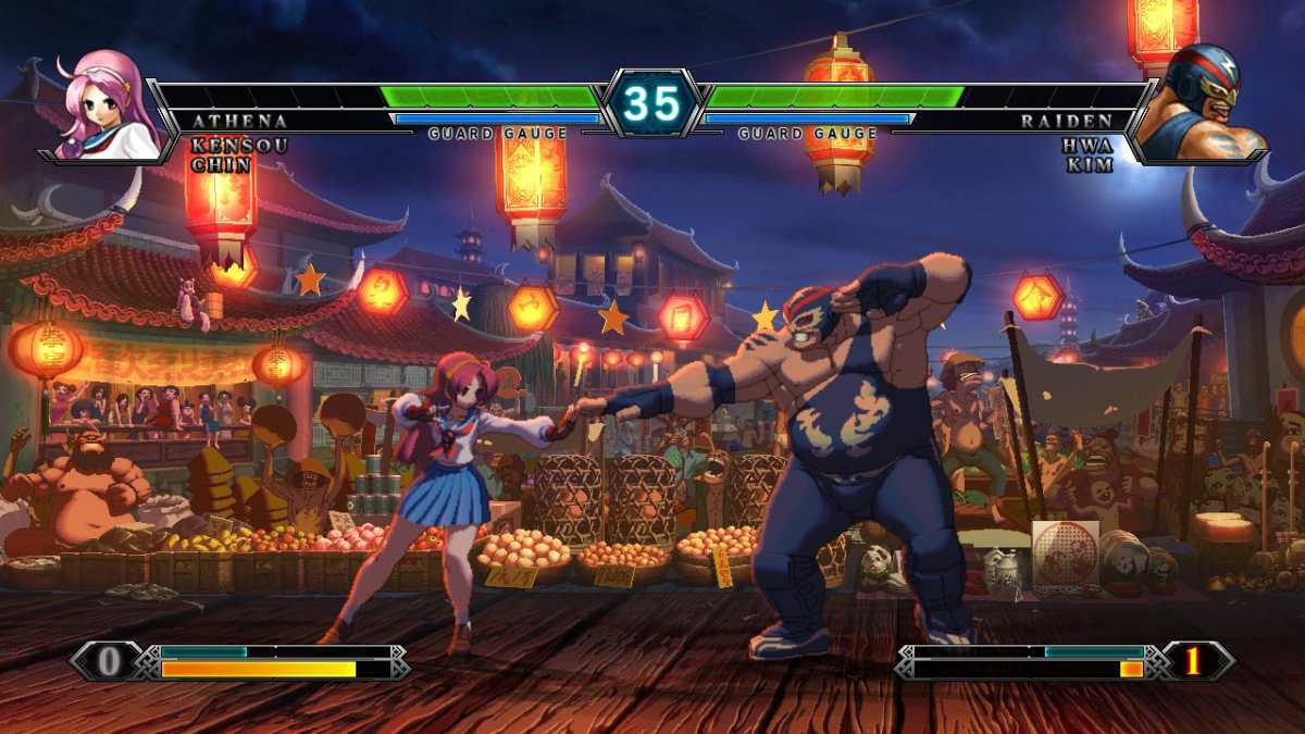 the king of fighters xiii gratis su xbox