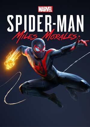 locandina del gioco Spider-Man: Miles Morales