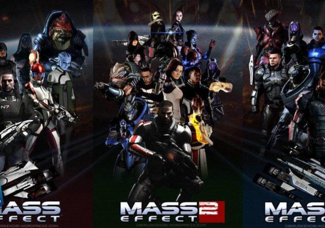 Mass Effect Trilogy Remastered, Mass Effect, Ea Games, BioWare, Mass Effect annuncio, Mass Effect cast reunion online