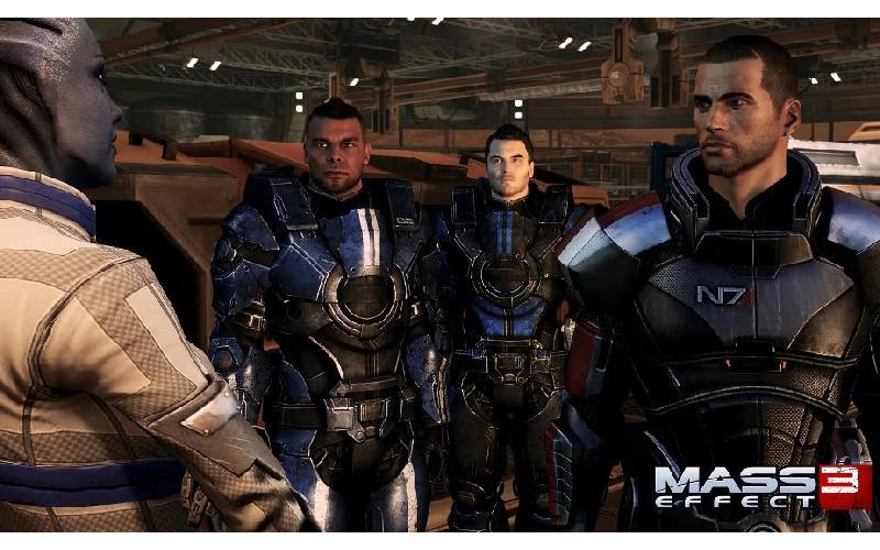 Mass Effect nuovo gioco, Mass Effect, BioWare, EA, Electronic Arts