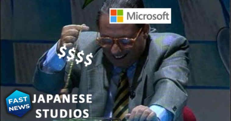 microsoft trattativa studi giapponesi