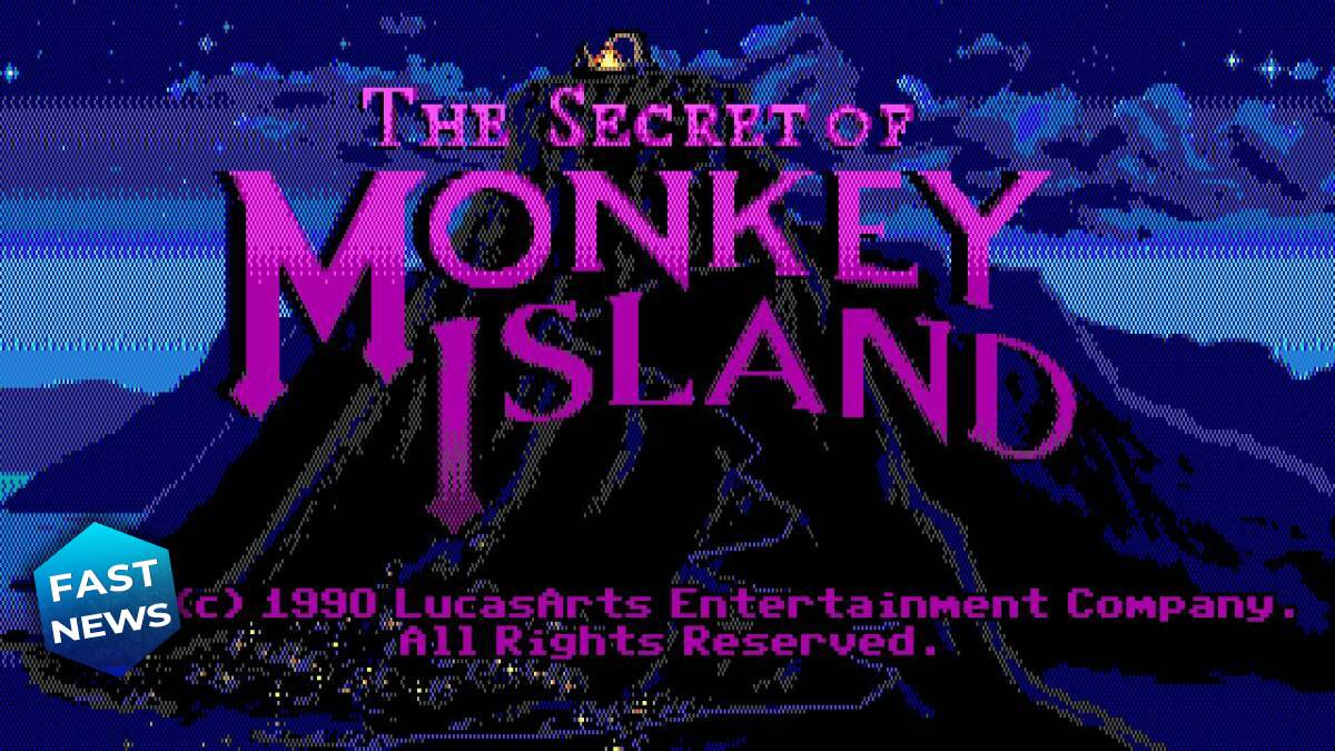monkey island, the secret of monkey island, monkey island documentario, monkey island 30° anniversario