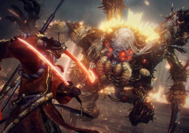Nioh, Nioh remastered PS5, Nioh remastered collection, playstation 5, Team Ninja