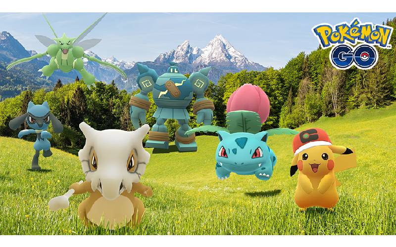 Pokémon Go, Pokémon Go Beyond, Pokémon Go aggiornamento Beyond