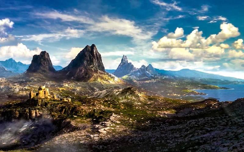 The Elder Scolls VI, TES VI, Bethesda, Zenimax, The Elder Scrolls VI PS5, Playstation 5 The Elder Scolls VI