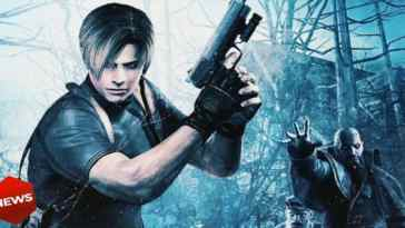remake fan made di resident evil 4