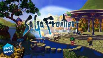 saga frontier remastered trailer