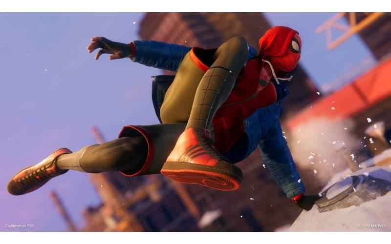 Marvel's Spider-Man: Miles Morales, ecco il trailer di lancio