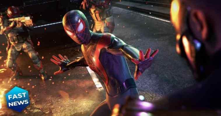 Marvel's Spider-Man: Miles Morales, Marvel's Spider-Man: Miles Morales sneakers, SPider-Man PS5, Marvel's Spider-Man: Miles Morales ps5, scarpe Spider-Man videogioco, Adidas Superstar Marvel's Spider-Man: Miles Morales adidas sneakers
