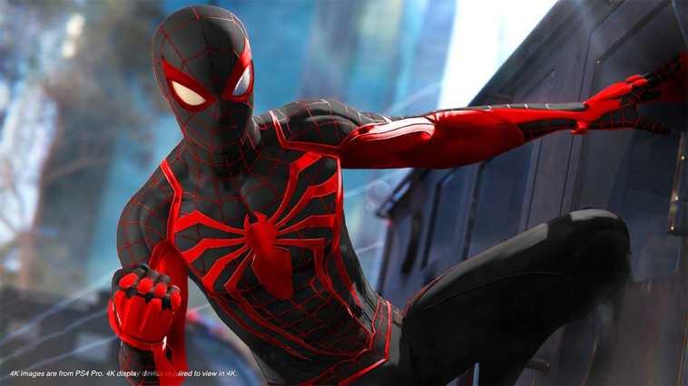 spider-man miles morales tutti i costumi