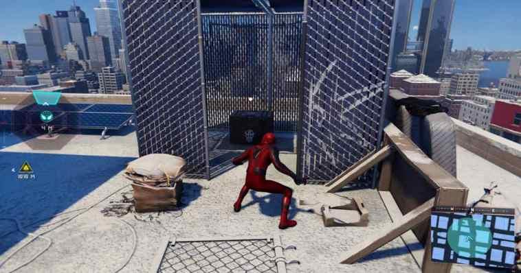 spider-man miles morales scorte underground
