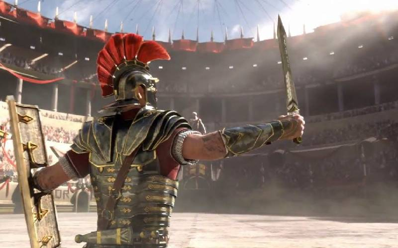 Ryse: son of Rome,  crytek