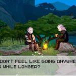 The Witcher 3, The Witcher 3 Wild Hunt, The Witcher 3 Blood & Wine, The Witcher 3 Pixel Art, The Witcher 3 Regis e Geralt, The Witcher 3 Regis Geralt pixel Art