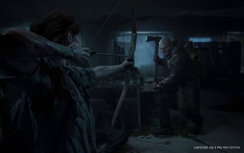 The Last of us Parte II, The Last of Us Parte II PS5, upgrade PS5 The Last of Us Parte II