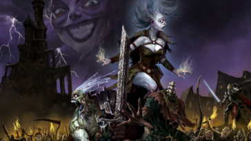copertina del gdr Unglorious