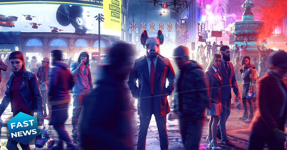 watch dogs legion online rimandato
