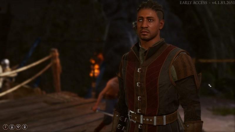 Wyll, Warlock di Baldur's Gate 3