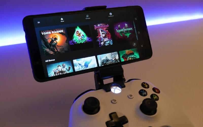 xcloud, xbox, xbox series x, microsoft, xcloud app tv