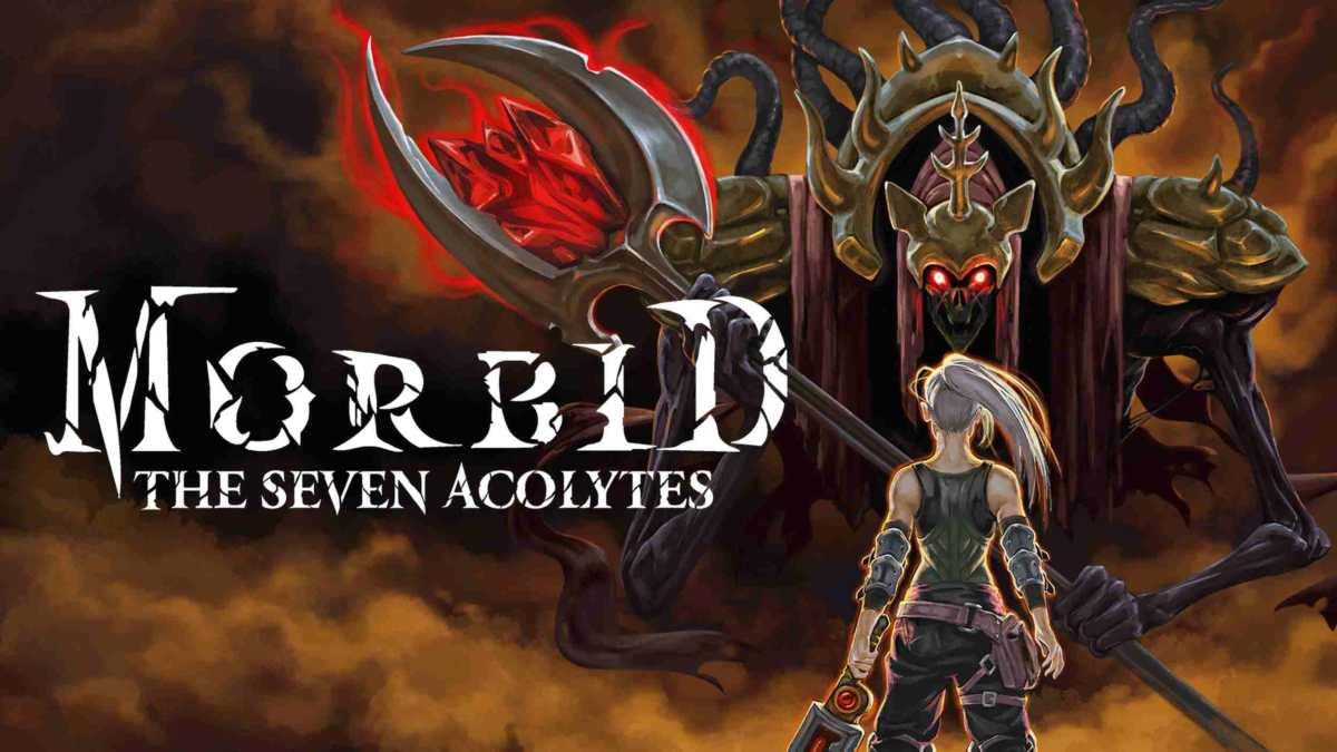 Morbid copertina videogioco