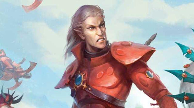 Nuadhu Cuore Ardente di Warhammer 40.000