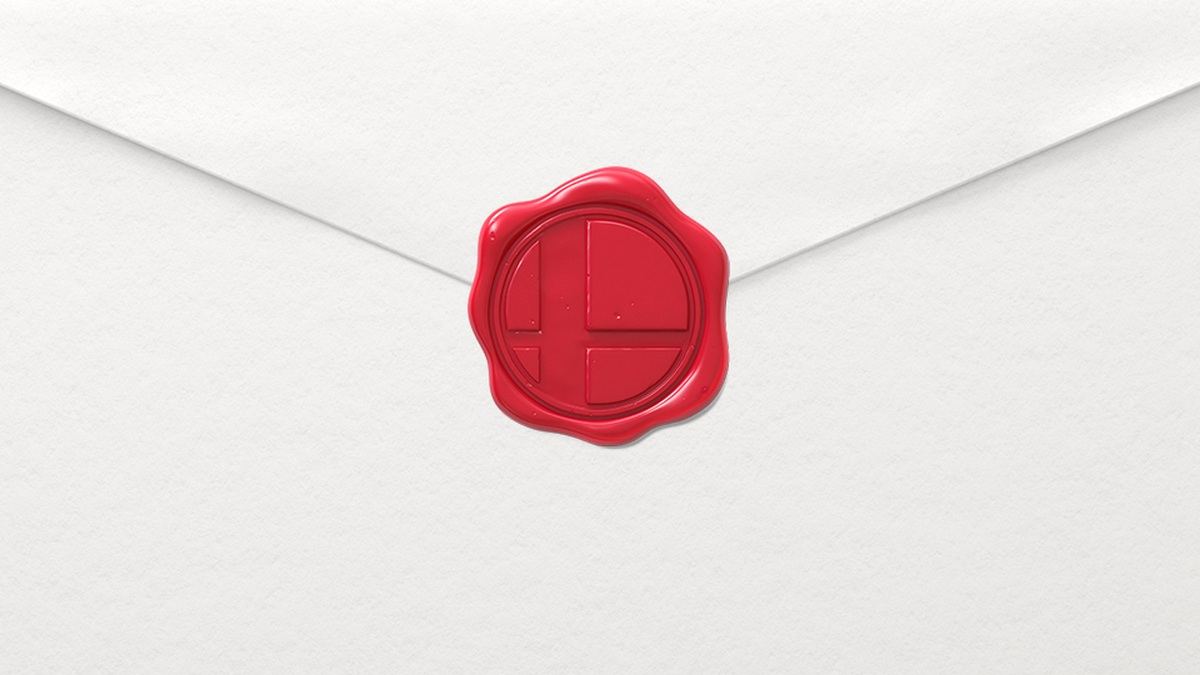 super smash bros ultimate invitation