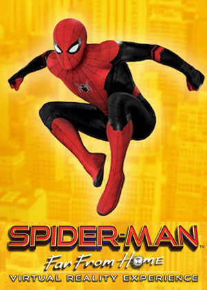 Spider-Man: Far From Home – Virtual Reality Experience