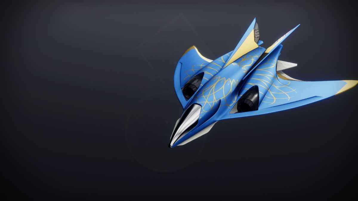 Starfarer 7M di Destiny 2