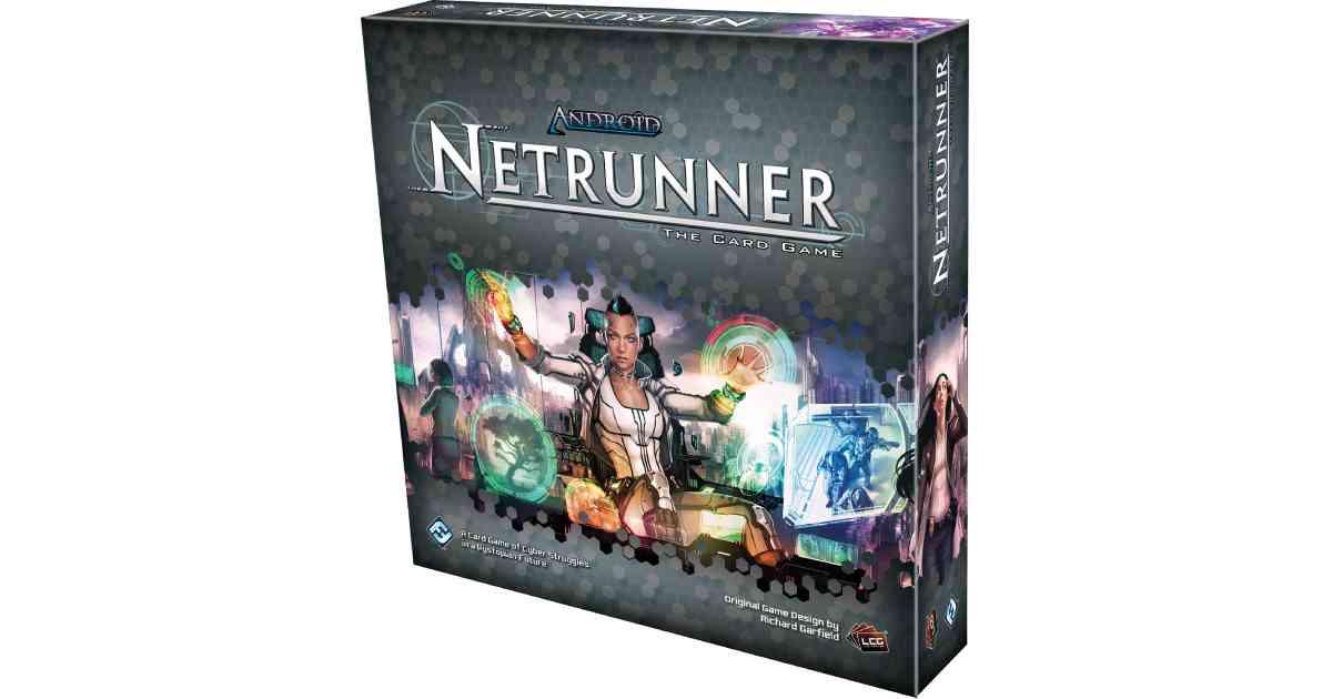 cyberpunk 2077 opere simili, cyberpunk, cyberpunk gioco da tavolo, android netrunner gioco da tavolo