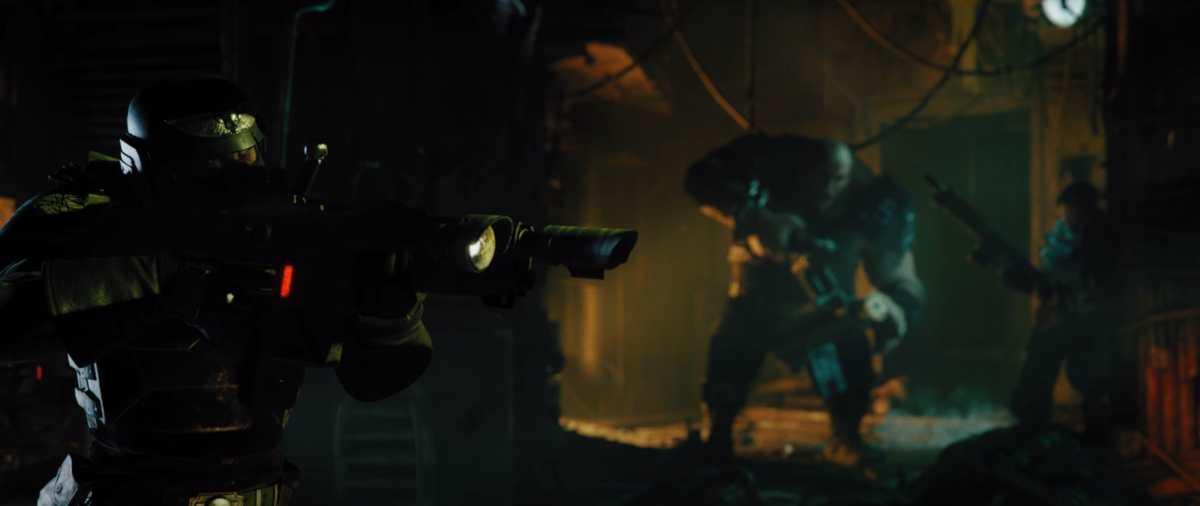 Armi in Warhammer 40.000: Darktide