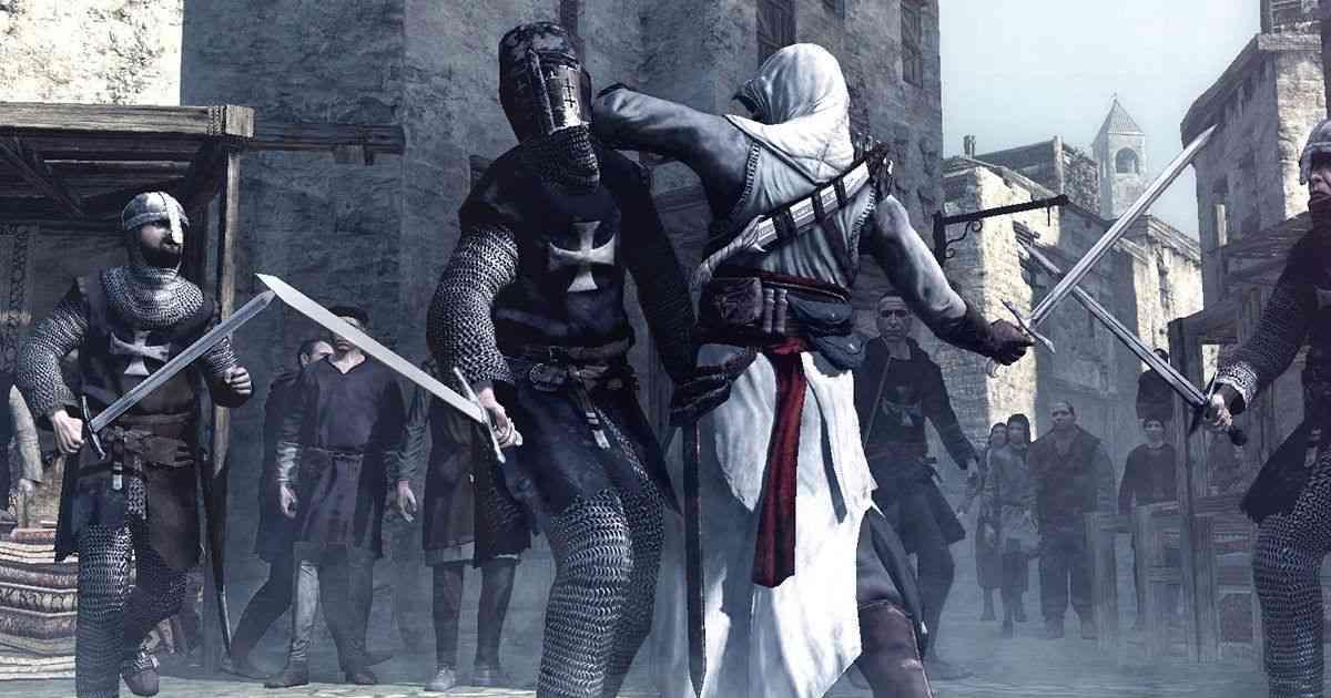 Assassisn's Creed, Assassin's Creed libro, Assassin's Creed romanzo originario