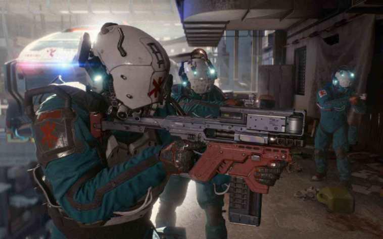 artwork cyberpunk 2077, cyberpunk 2077 rimborso copie ps4 xbox one, cyberpunk 2077 rimborso