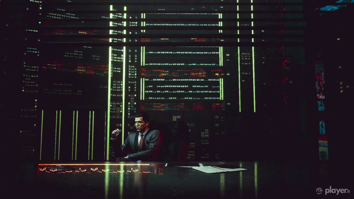 classico bastardo corporativo in cyberpunk 2077
