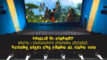 videogiochi cinema