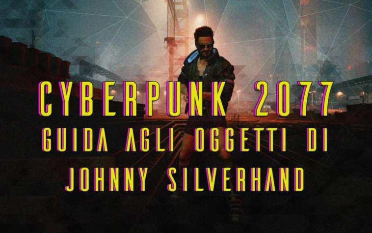 dove trovare la porsche 911 e la giacca samurai in cyberpunk 2077