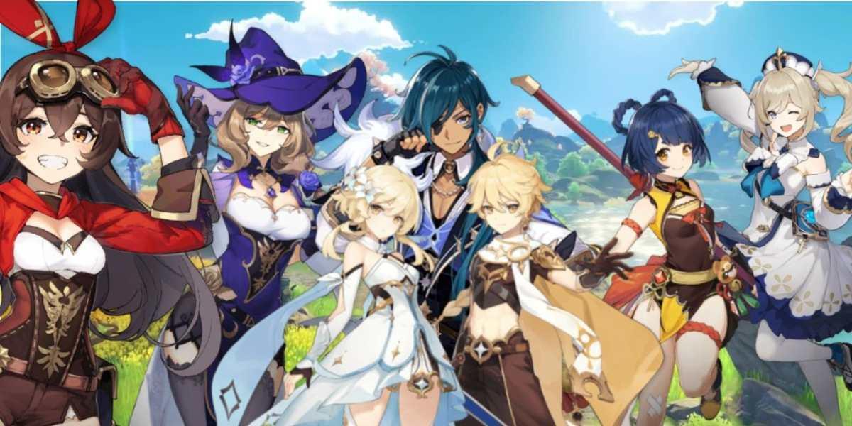 personaggi di Genshin Impact