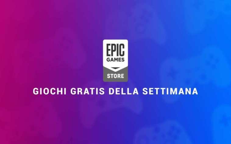 giochi gratis della settimana sull epic store