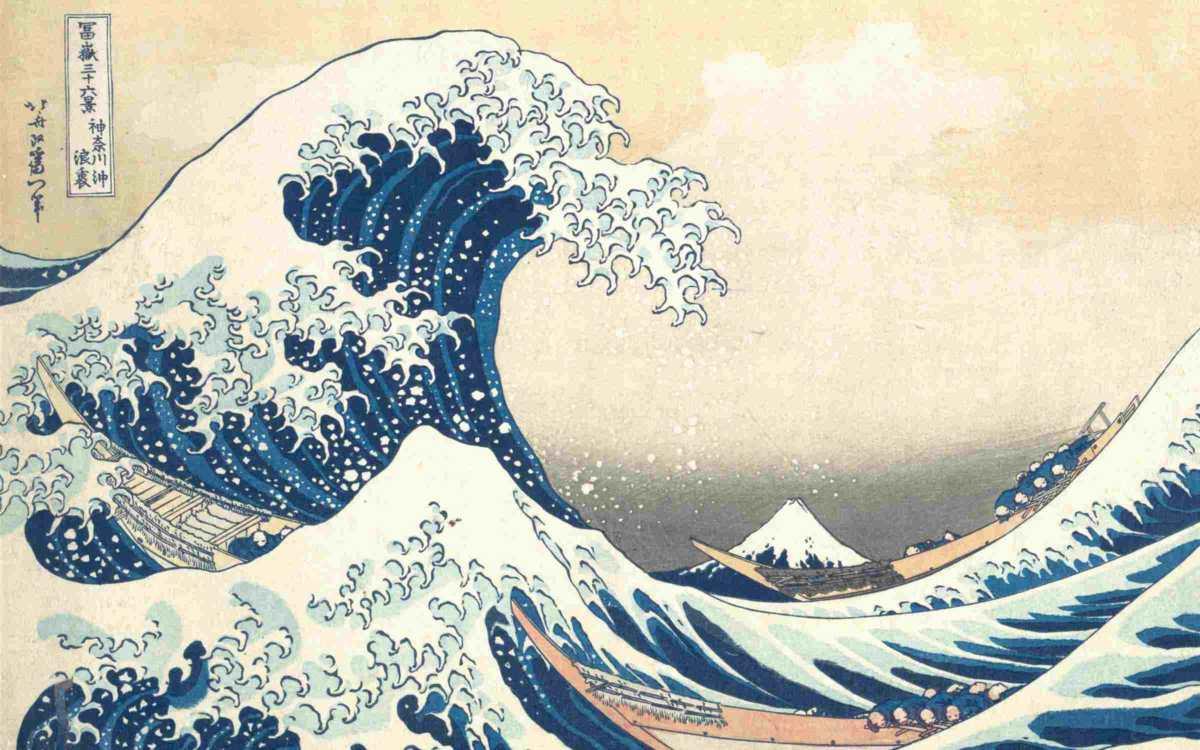 grande onda kanagawa hokusa