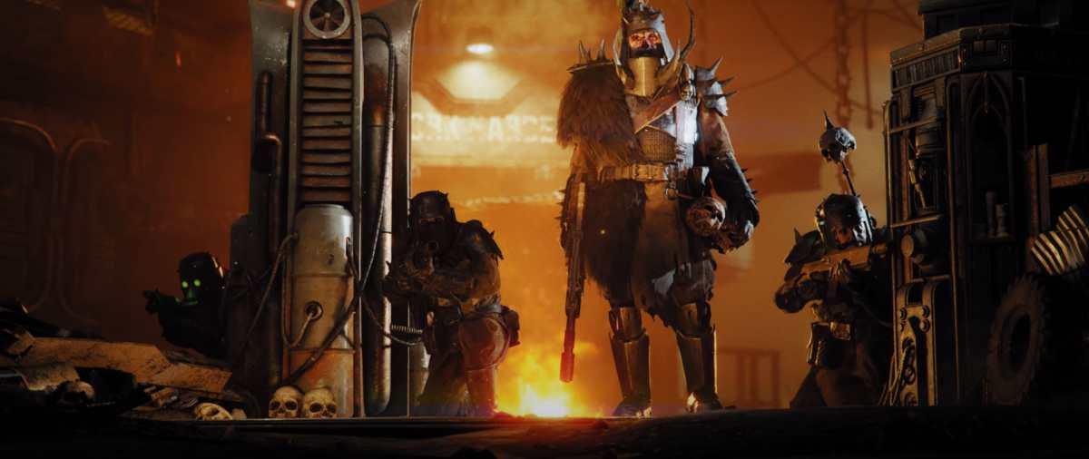 Guardia Traditrice in Warhammer 40.000: Darktide