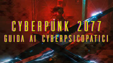 cyberpunk 2077 cyberpsicopatici